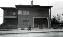 Ekrem Hakkı Ayverdi'nin kendi yaptığı Fatih'teki evi, 1939.