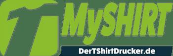 Designe jetzt dein individuelles T-Shirt oder wähle aus vielen weiteren Textilien aus. Und lass es von MyShirt in Top-Qualität zum kleinen Preis bedrucken.