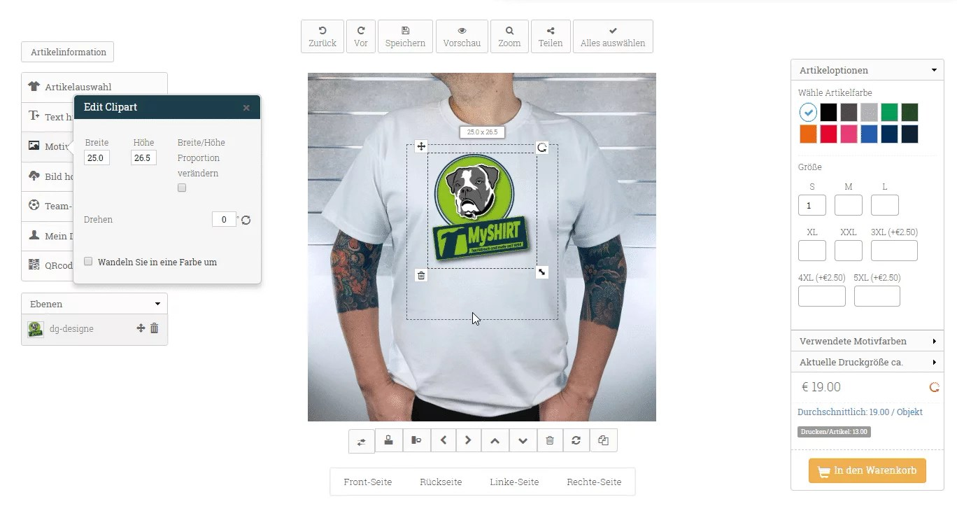 Screenshot Designer