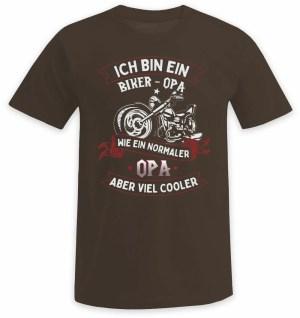 Ich bin ein Biker Opa - Wie ein normaler Opa aber viel cooler