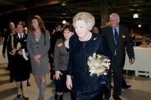 Beatrix op de Championshow, Foto's Saskia de Vries