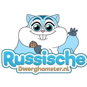 Russische Dwerghamster mascotte