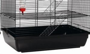tralie plateau voor hamsters