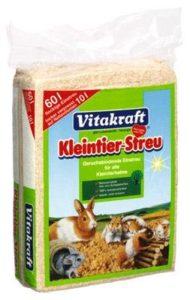 vitakraft houtvezel zaagsel is een bodembedekker voor dwerghamsters