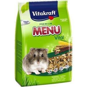 vitakraft menu vital dwerghamster