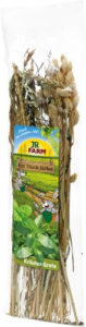 JR Farm kruiden oogst voor gerbilscaping, gerbilscapen en hamsterscaping