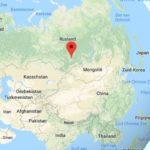 Minusinsk russische dwerghamster