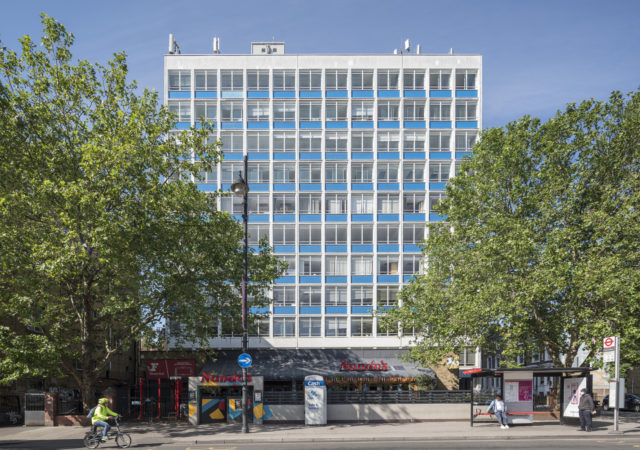 Properties Derwent London