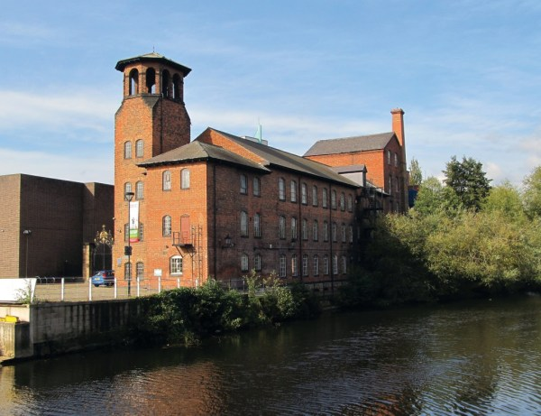 The Silk Mill - Derwent Valley Mills