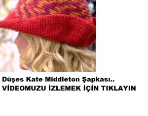 KATE MİDDLETON ŞAPKASI YAPIMI