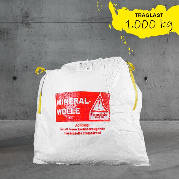 Big Bag Mineralwolle/KMF 3XL DESABAG