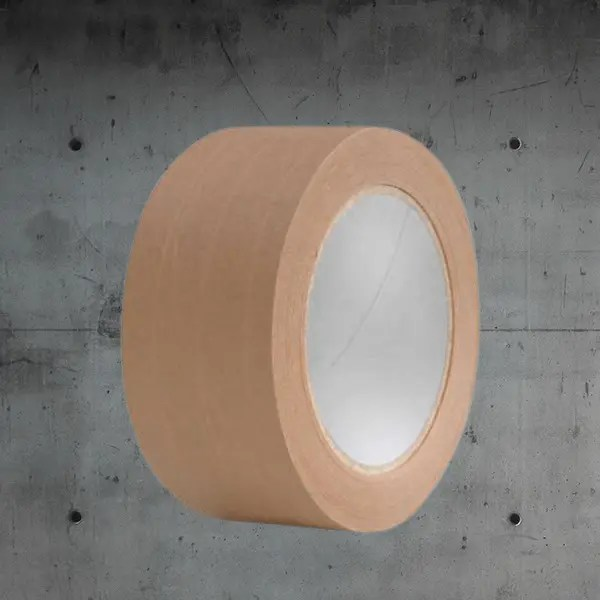 Papier-Packband,packband fadenverstärkt papier,packband reißfest,Packband 50mm DESABAG