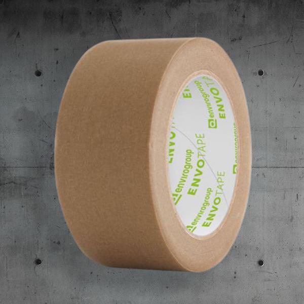 Papier-Packband,Klebeband braun,klebeband braun 50mm,PP-Packband braun,Envo Tape 4500 DESABAG