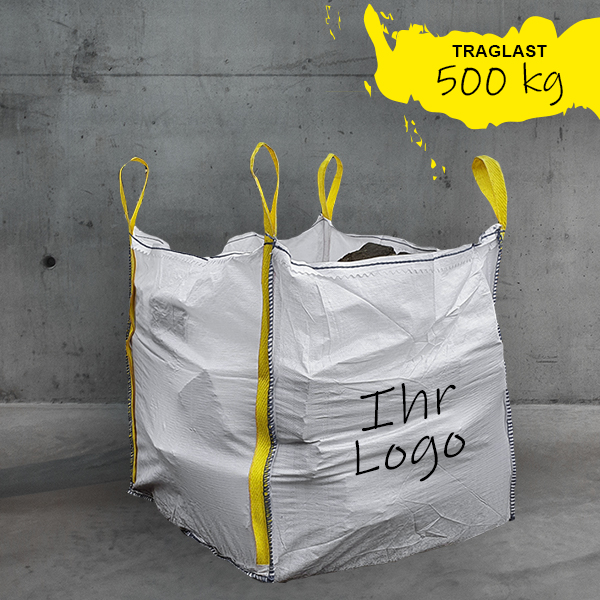 DESABAG Big Bag Schüttgut 90x90x90cm DESABAG