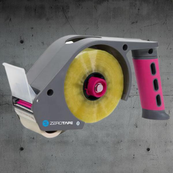 Handabroller, Handabroller Klebeband, Klebebandabroller, zero tape dispenser DESABAG