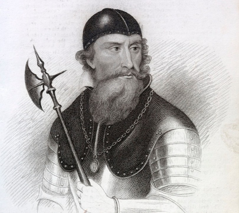 robert the bruce real face revealed