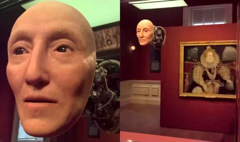 what queen elizabeth i really looked like 40303 - Veja como essas figuras Históricas se pareciam