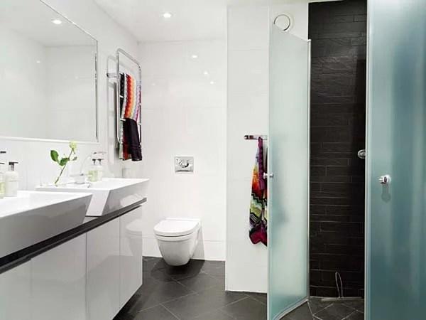 muebles de baño pequeño