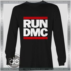 Buy Tshirt Long Sleeve Run DMC Tshirt mens Tshirt womens