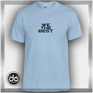 Buy Tshirt Lorenbeech We the Best Tshirt mens Tshirt womens Tees size S-3XL