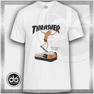 Buy Tshirt Thrasher Skate Who Cares Tshirt mens Tshirt womens