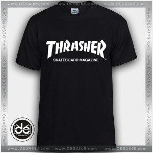 Buy Tshirt Thrasher Skateboard Magazine Logo Tshirt mens Tshirt womens