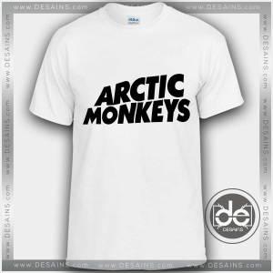 Buy Tshirt AM Arctic Monkeys Logo Tshirt Womens Tshirt Mens Size S-3XL