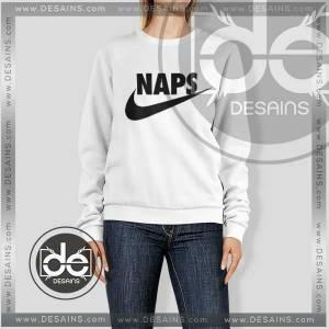 Buy Sweatshirt Naps Just Do It Sweater Womens and Sweater Mens