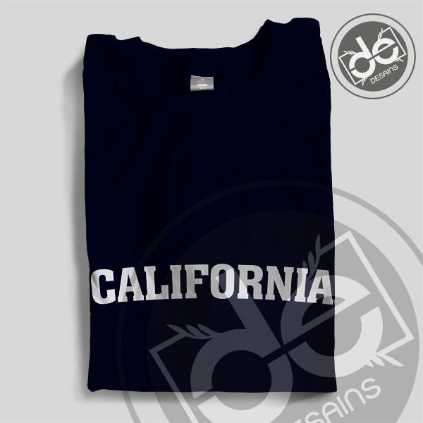 Buy Tshirt California City Tshirt Womens Tshirt Mens Tees Size S-3XL