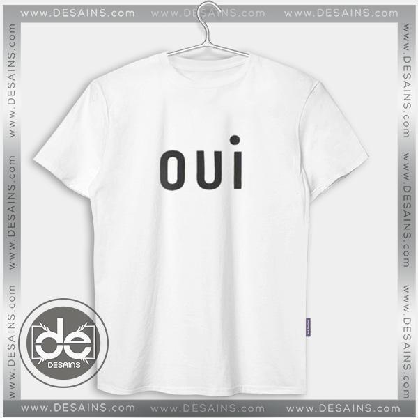 Buy Tshirt Oui and Non Tshirt Womens Tshirt Mens Tees Size S-3XL
