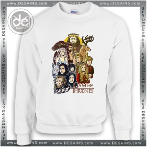 Sweatshirt Paint Game of Thrones Sweater Womens and Sweater Mens