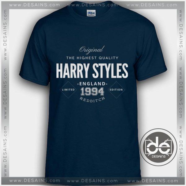 Tshirt Harry Styles Redditch Tshirt mens Tshirt womens Tees Size S-3XL
