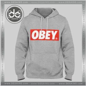 Hoodies Obey Clothing Logo Hoodie Mens Hoodie Womens Adult Unisex