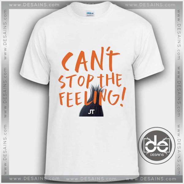 Tshirt Justin Timberlake Cant Stop the Feeling Tshirt mens Tshirt womens