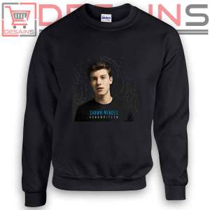 Sweatshirt Stitches Shawn Mendes Sweater Womens and Sweater Mens