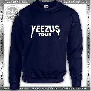 Buy Sweatshirt Yeezus Tour Kanye Sweater Womens and Sweater Mens