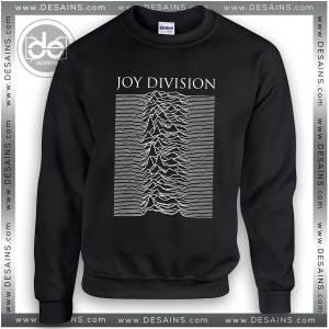 Sweatshirt Joy Division Cover Album Sweater Womens and Sweater Mens