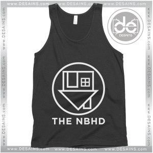 Tank Top NBHD Rock Band Logo Custom Tank top Womens and Mens