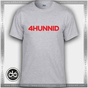 Buy Tshirt 4Hunnid Logo Tshirt mens Tshirt womens Tees Size S-3XL