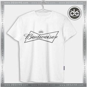 Buy Tshirt Budweiser Beer Logo Tshirt mens Tshirt womens