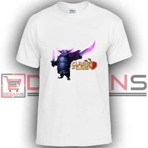 Buy Tshirt Clash of Clans Monster Army Tshirt Kids Youth and Adult Tshirt Custom