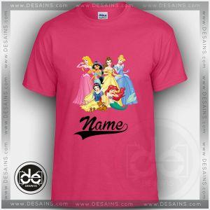 Buy Tshirt Disney Princess Barbies Tshirt Kids Youth and Adult Tshirt Custom