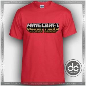 Buy Tshirt Minecraft Story Mode Tshirt Kids Youth and Adult Tshirt Custom