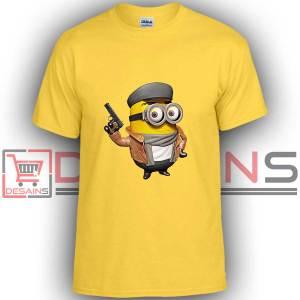 Buy Tshirt Minion Police Tshirt Kids Youth and Adult Tshirt Custom