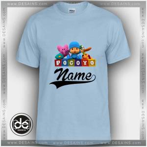Buy Tshirt Pocoyo Pato Eli Tshirt Kids Youth and Adult Tshirt Custom