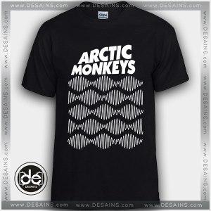 Buy Tshirt Arctic Monkeys Wave Art Tshirt Womens Tshirt Mens Tees Size S-3XL