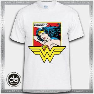 Buy Tshirt Wonder Woman Hero Tshirt Womens Tshirt Mens Tees Size S-3XL