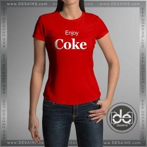 Buy Tshirt Enjoy Coke Coca Cola Tshirt Womens Tshirt Mens Tees Size S-3XL