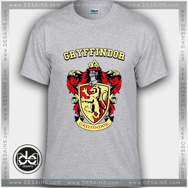 Buy Tshirt Harry Potter Gryffindor Symbol Tshirt Womens Tshirt Mens Tees Size S-3XL Sport Grey