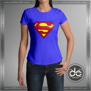 Buy Tshirt Superman Logo Tshirt Womens Tshirt Mens Tees Size S-3XL